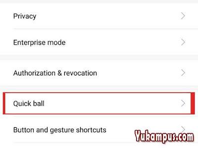 cara shutdown xiaomi tanpa tombol power