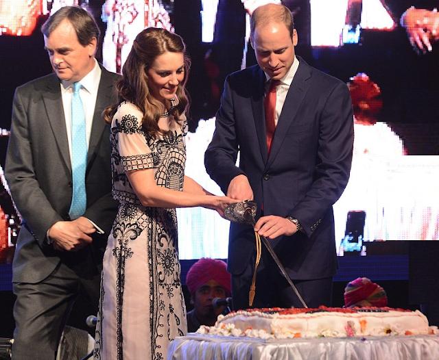 Cake Cutting Using Sword in India