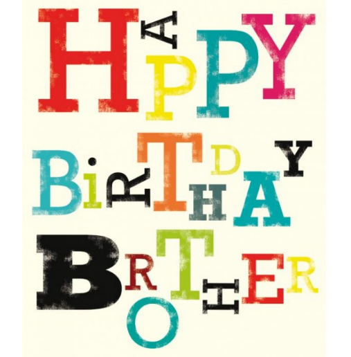 Click here to view brother birthday quotes