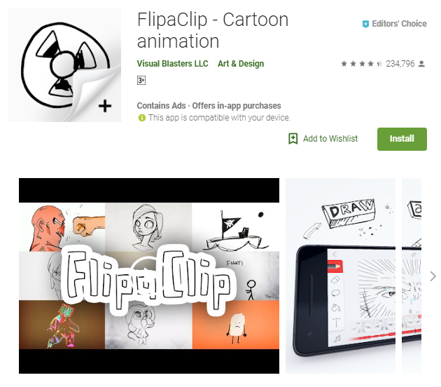 Best Cartoon & Animation Apps For Free With Download Link