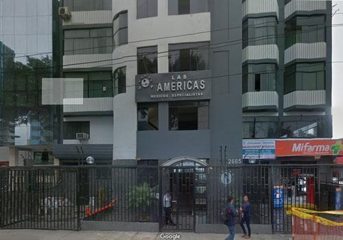 Clínica Las Américas S.A.C