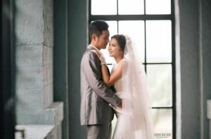 putri titian dan junior liem menikah