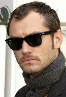 Model Kacamata Pria Jenis Wayfarer