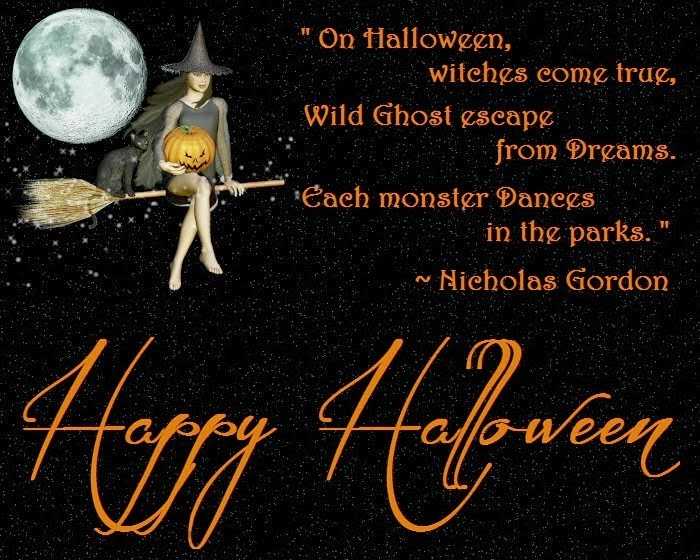 Happy Halloween Wishes Message Quotes SMS Images U0026 Cards 2017 ~ Halloween.