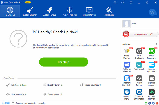 Wise Care 365 Pro 5.5.1.546