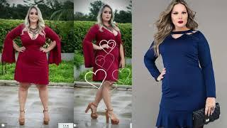 Vestidos fiesta para gorditas 2019