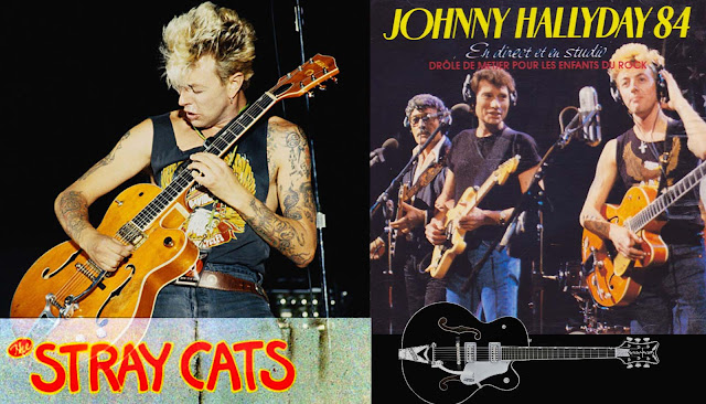 Stray Cats - Johnny