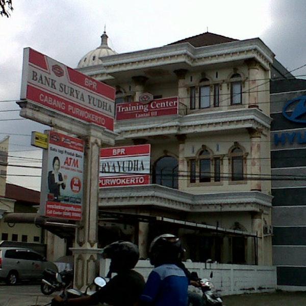 Alamat Bank Surya Yudha Purwokerto - Alamat Kantor Bank