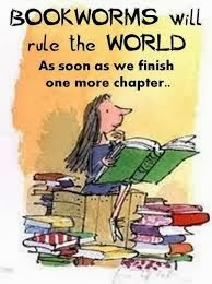 bookworms will rule the world