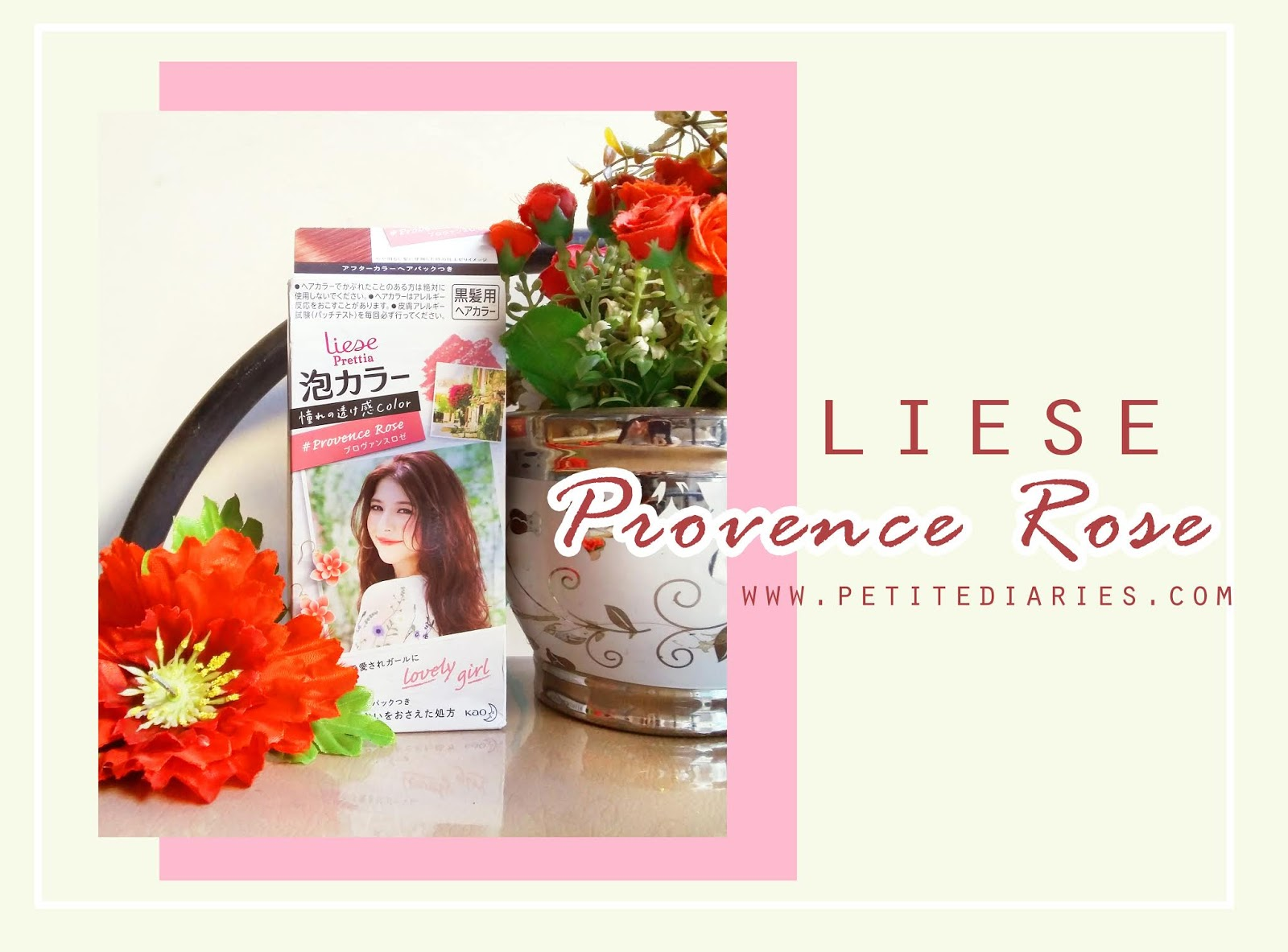review liese provence rose