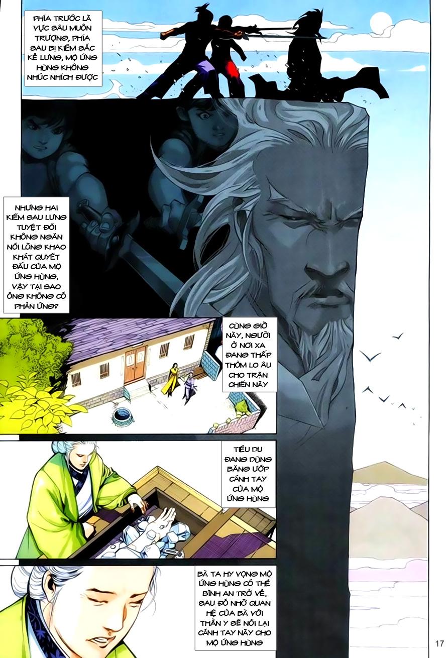 Phong Vân chap 410 Trang 17