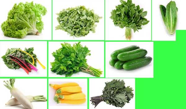 10 Makanan Yang Mempunyai Kandungan Kalori Rendah