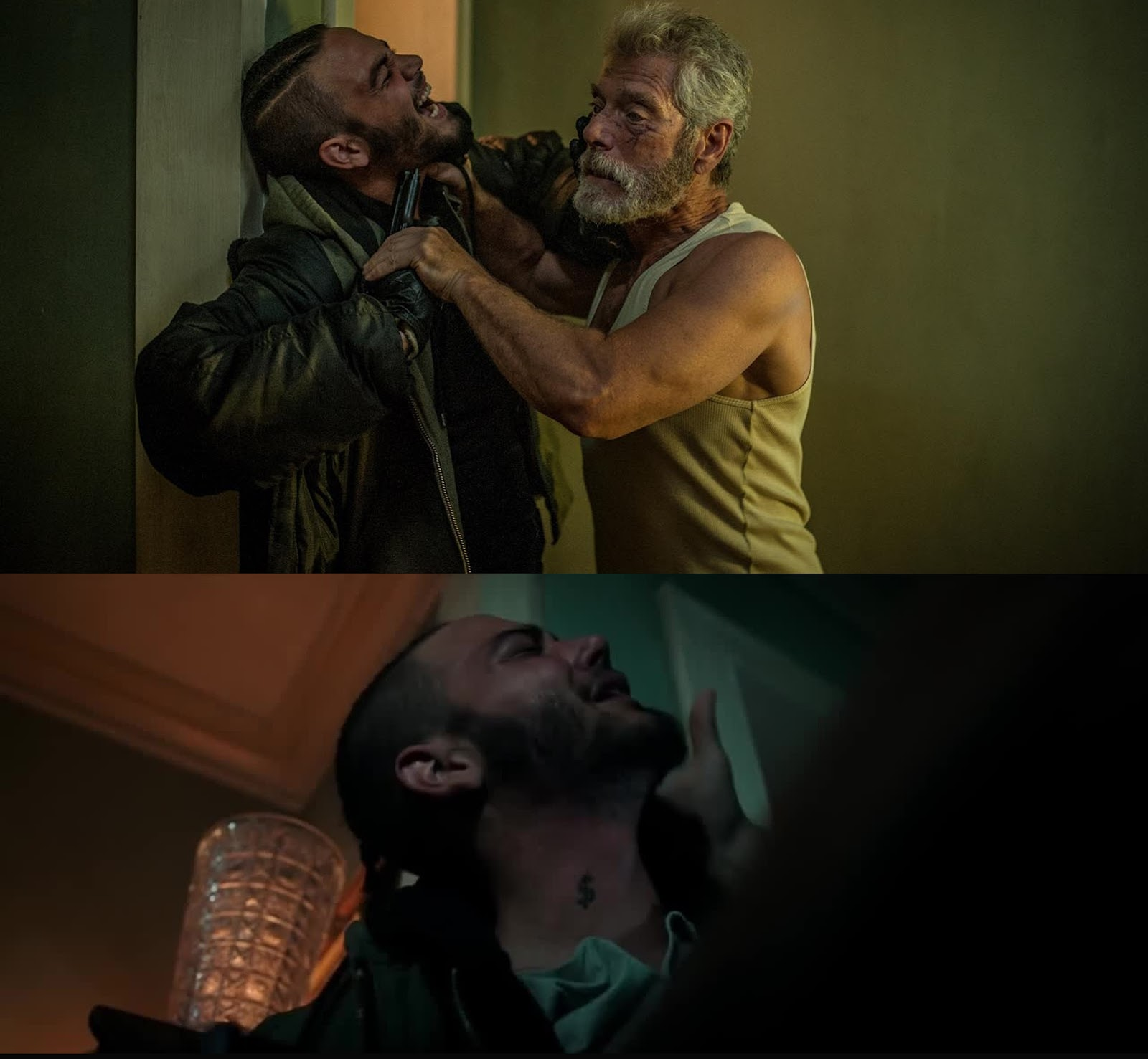 THE FINE ART DINER Dont Breathe Symbols Analysis