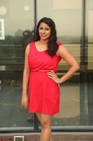 Shravya Reddy in Short Tight Red Dress Spicy Pics ~  Exclusive Pics 005.JPG