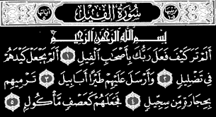 benefits of surah al feel in urdu