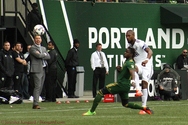 caleb porter, darren mattocks, kendall waston