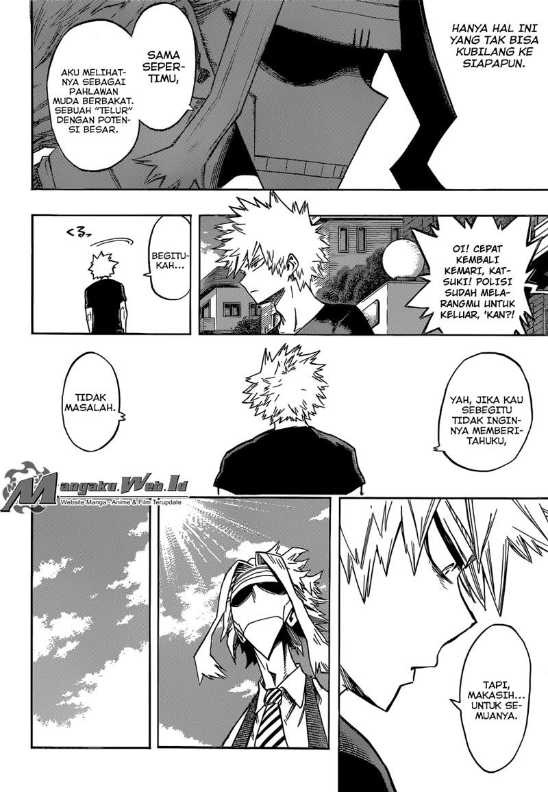 Boku no Hero Academia Chapter 96-13
