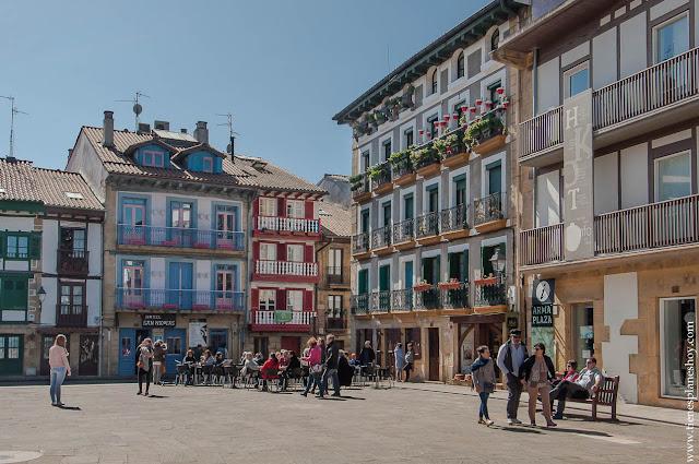 Fuenterrabia Hondarribia Euskadi