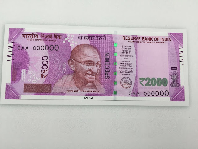 India New Rs.2000 Note Images HD