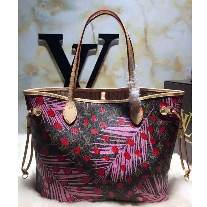 99cb4fe3ba8db Louis Vuitton Monogram Jungle Bags for Summer 2016
