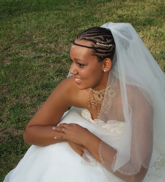 Hairstyles Real Bride 15