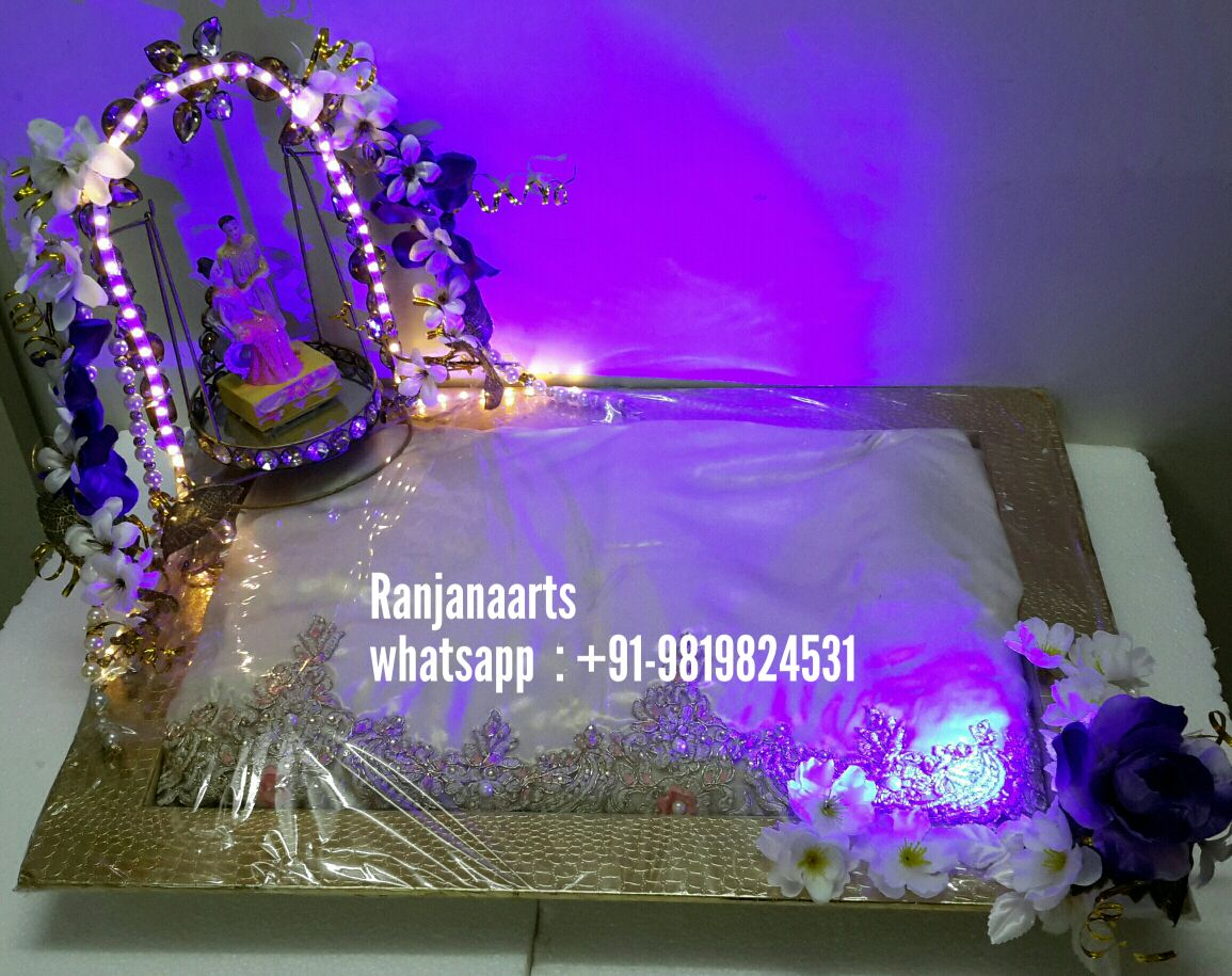 We At Ranjanaarts Are Manufacturers Dealers Stockiest Of All Type Fancy Designer Trays Ng Wedding Anna Decoration Decorative