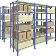 Proceso de almacen almacenaje for Estanterias estrechas ikea