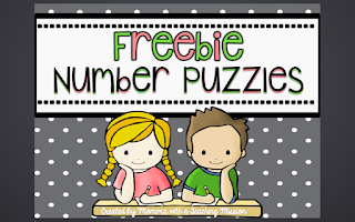 https://www.teacherspayteachers.com/Product/Number-Puzzles-Freebie-1630241