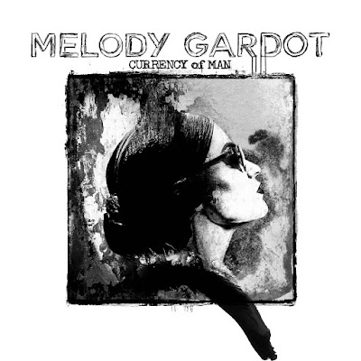 Melody Gardot, Currency of Man, album cover