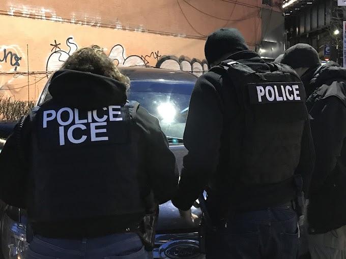 Dominicanos y haitianos caen en operativo de la ICE en Nueva Jersey