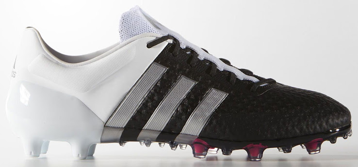 new style 40fd8 ca3e0 Black / White Adidas Ace Primeknit 2015-2016 Boots Released ...