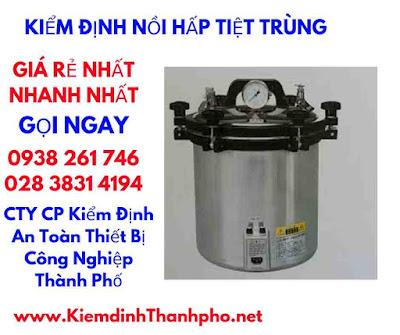 Kiem Dinh Noi Hap Tiet Trung