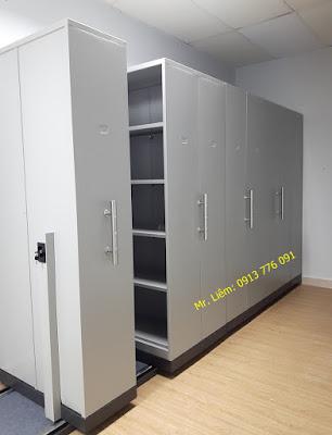 Mobile Shelving / Compactors