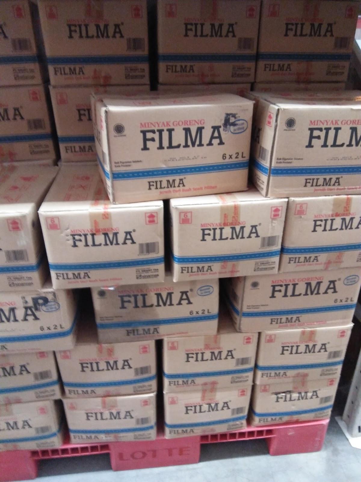Distributor Bahan Sembako Murah Januari 2017 Minyak Goreng Filma 2 L Pounch Emailcscustomerofficegmailcom