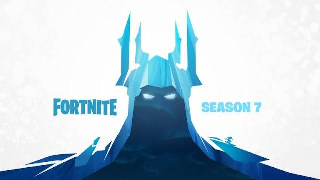 هذه هي الأجواء التي سيقدم الموسم السابع للعبة Fortnite ، لنشاهد الصورة ..