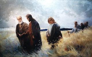 foram ao passado e filmaram jesus cristo