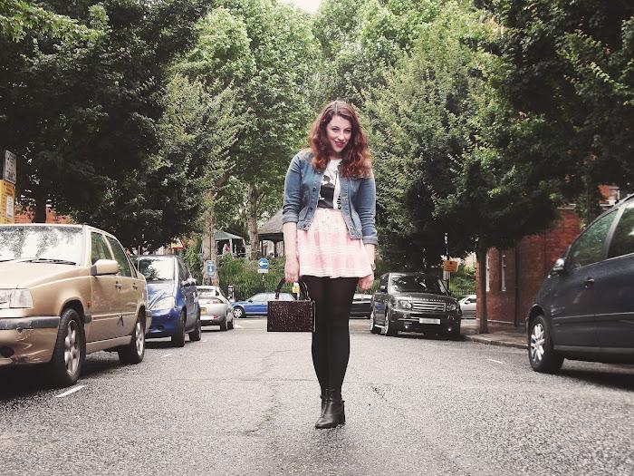 it's cohen - UK fashion blog: wiwt, ootd, shoreditch, east london