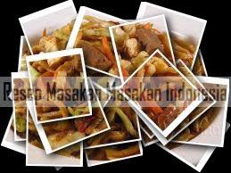 Resep Masakan Bakmi Goreng Spesial