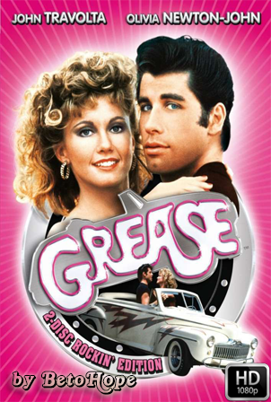 Vaselina (Grease) [1080p] [Latino-Ingles] [MEGA]