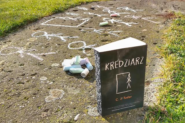 Kredziarz - C.J. Tudor