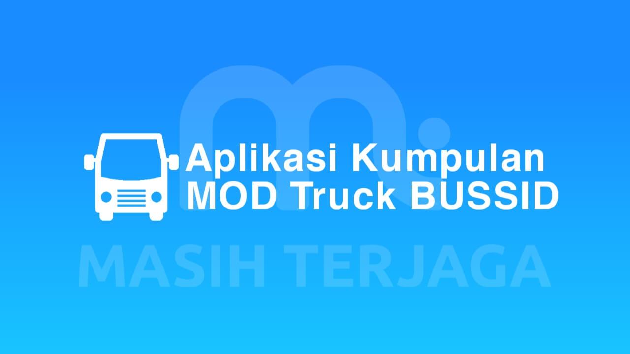 MOD Truck BUSSID