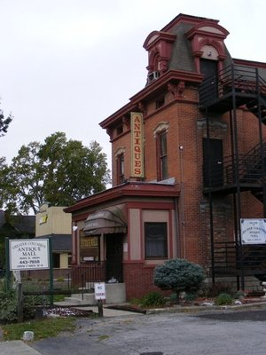 antique stores columbus ohio Theresa's Haunted History of the Tri State: Haunted Travels Take  antique stores columbus ohio