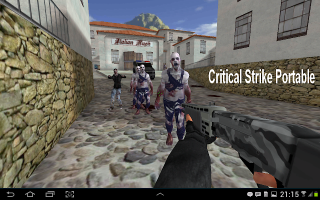 لعبة Critical Strike Portable