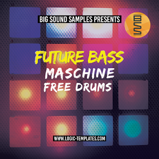 Free Future Bass Maschine Drums