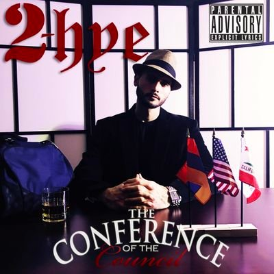"""Buy 2-Hye's latest album """"The Conference of the Council"""" produced by Mos Keys"""