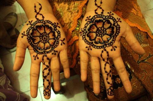 Henna Mehndi Semarang Meby Henna Art Seputar Semarang