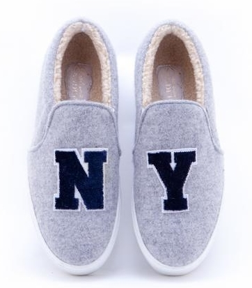city slip-ons joshua sanders double sole NY sneakers