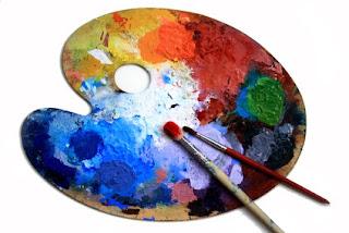 school paints ron gribble