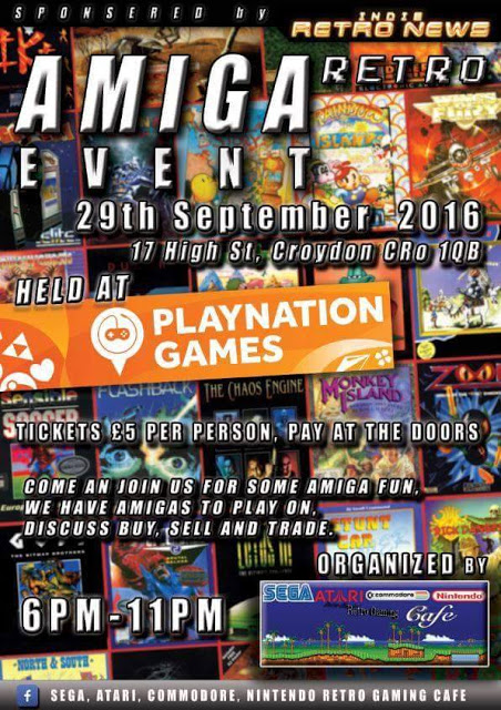 Indie Retro News: Amiga Retro Event - Playnation Games