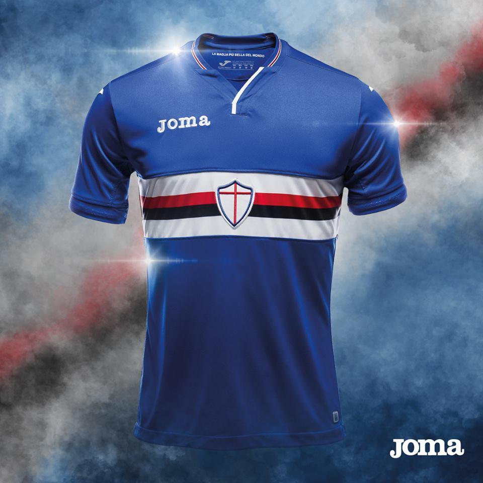 Maglia Home Sampdoria Donna